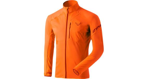 Dynafit Alpine Wind - Veste course à pied Homme - orange